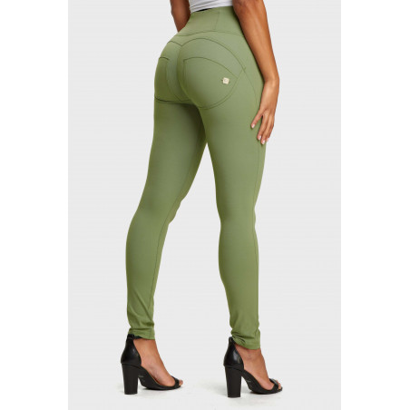 WR.UP® D.I.W.O. Pro Beauty Effect High Waist Skinny - V46 - Grønn