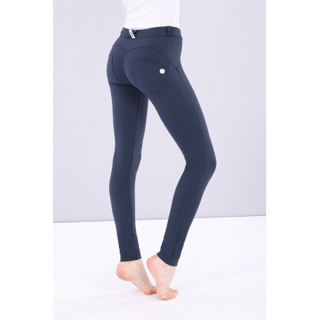 WR.UP® D.I.W.O Pro Beauty Effect Regular Waist Skinny - B94 - Marineblå
