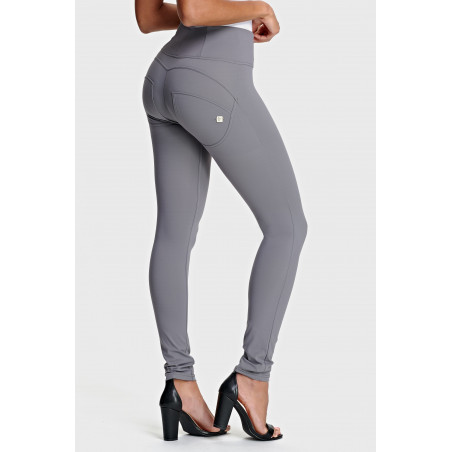WR.UP® D.I.W.O. Pro Beauty Effect Hight Waist Skinny - G55 - Grå