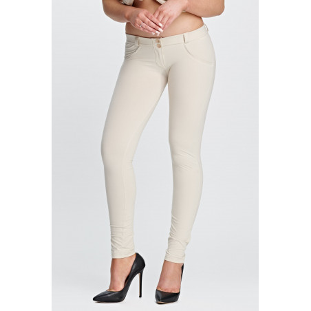 WR.UP® Low Waist Skinny - Z64 - Lys Beige