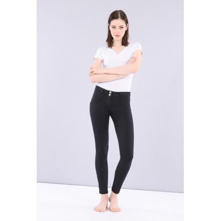 WR.UP® Regular Waist Skinny Made In Italy Denim Effect - J7N