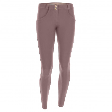 WR.UP Regular Waist Skinny - 7/8 Length - P43 - Twilight Mauve