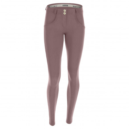 WR.UP D.I.W.O Pro - Regular Waist Super Skinny - 7/8 Length - P43 - Twilight Mauve