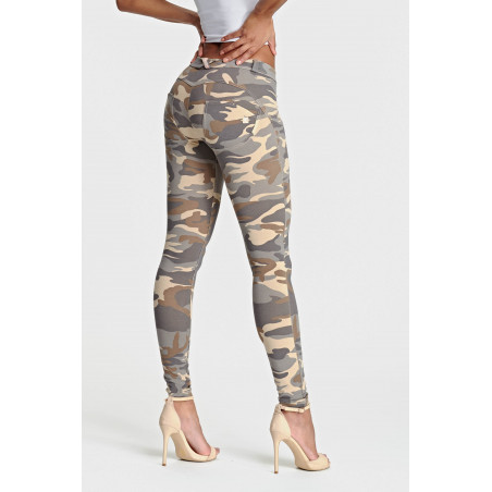 WR.UP® Regular Waist Skinny - Z48M - Lys Camo