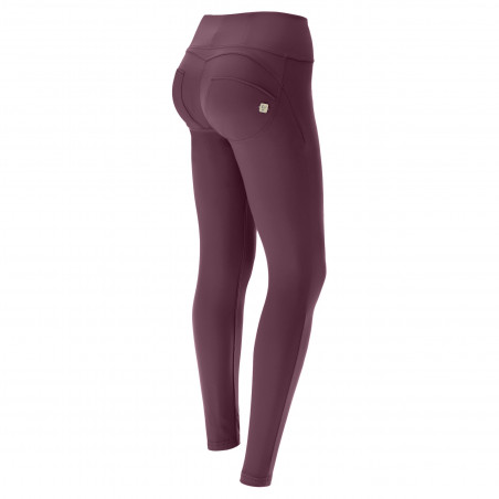 WR.UP D.I.W.O Pro - High Waist Super Skinny - 7/8 Length - K89 - Mauve Wine