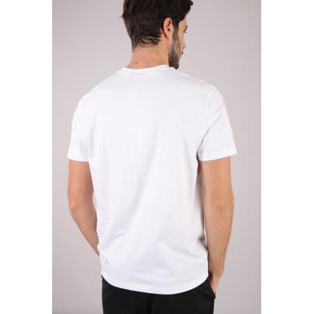 Cotton T-Shirt - W0 - White