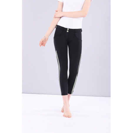 WR.UP® Regular Waist Skinny in Performance Fabric 7/8 Ankle - N - Svart