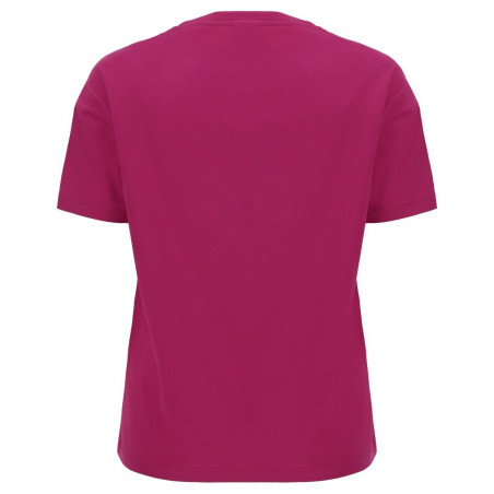 FREDDY Printed T-Shirt - F58 - Sangria Rød