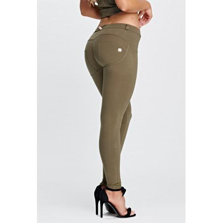 WR.UP® Regular Waist Super Skinny - V74 - Army grønn