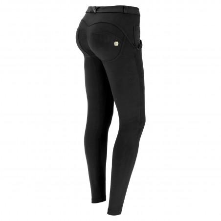 WR.UP® Regular Waist Super Skinny with Detailed Pockets - N0 - Svart
