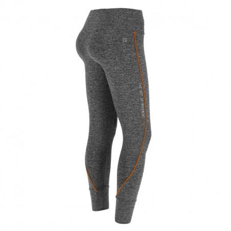 SUPERFIT Leggings in D.I.W.O.® 7/8 Ankle - N26QF - Gråmelert/Oransje