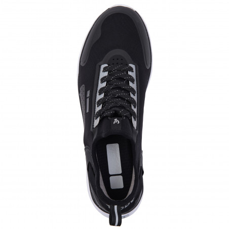 SPORT SHOE - SUPPORT AND IMPACT ABSORPTION - N0 - BLACK