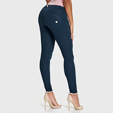 WR.UP® Regular Waist Skinny - B94 - Marineblå