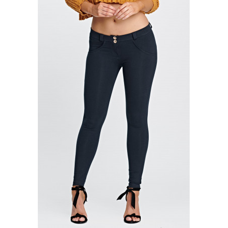 WR.UP® Regular Waist Super Skinny - B94 - Marineblå