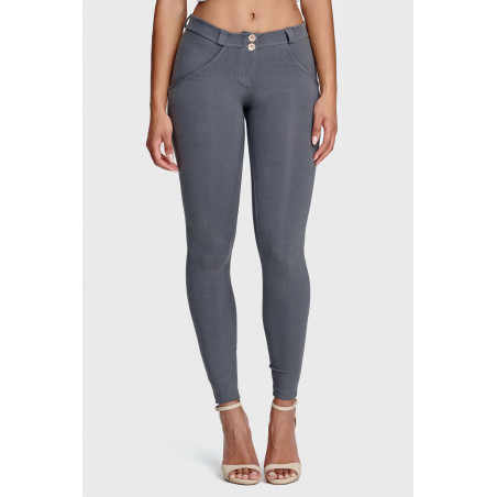 WR.UP® Regular Waist Skinny - G14 - Mørkegrå